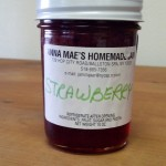 Anna Mae's Homemade Jam Strawberry