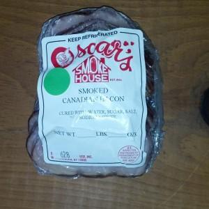oscar's smoke house canadian bacon
