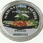 veggie harvest